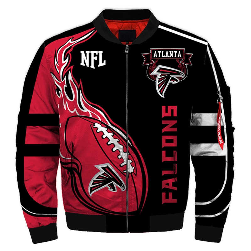 Atlanta Falcons bomber jacket