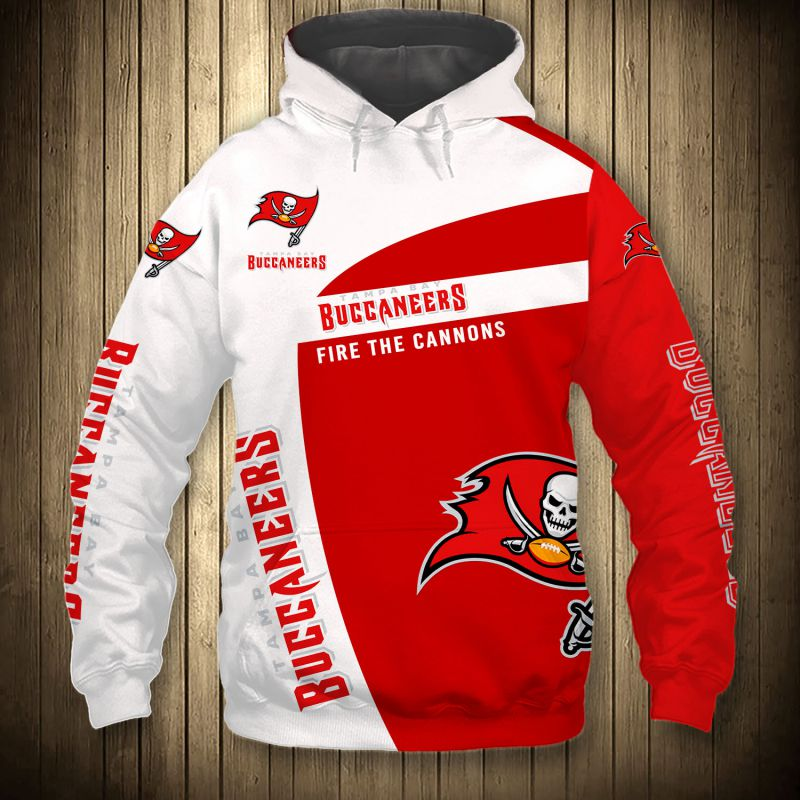Tampa Bay Buccaneers hoodie 3D cheap Sweatshirt Pullover gift for fans