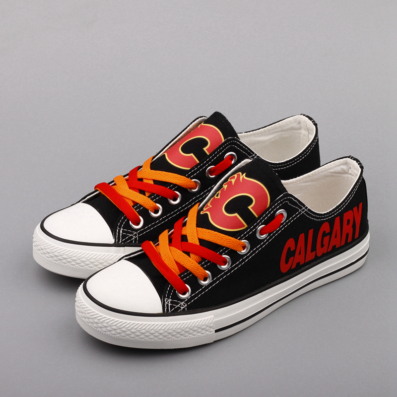 Calgary Flames shoes