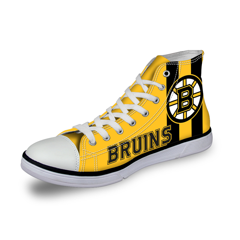 Boston Bruins 3D Shoes