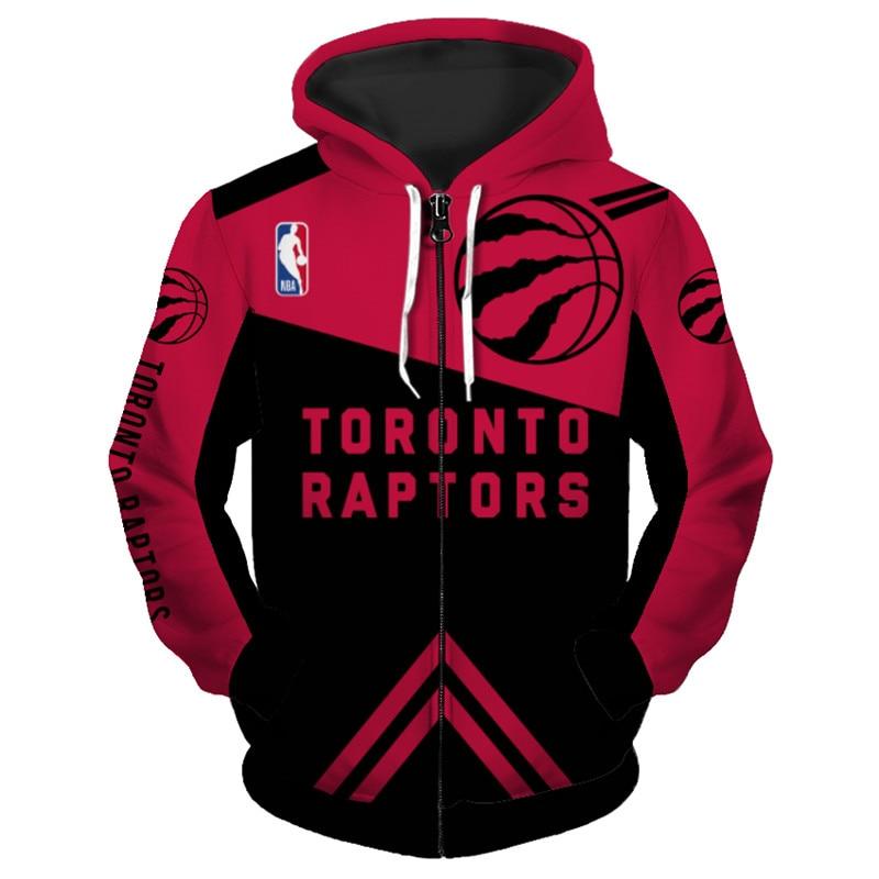 Toronto Raptors zip hoodie