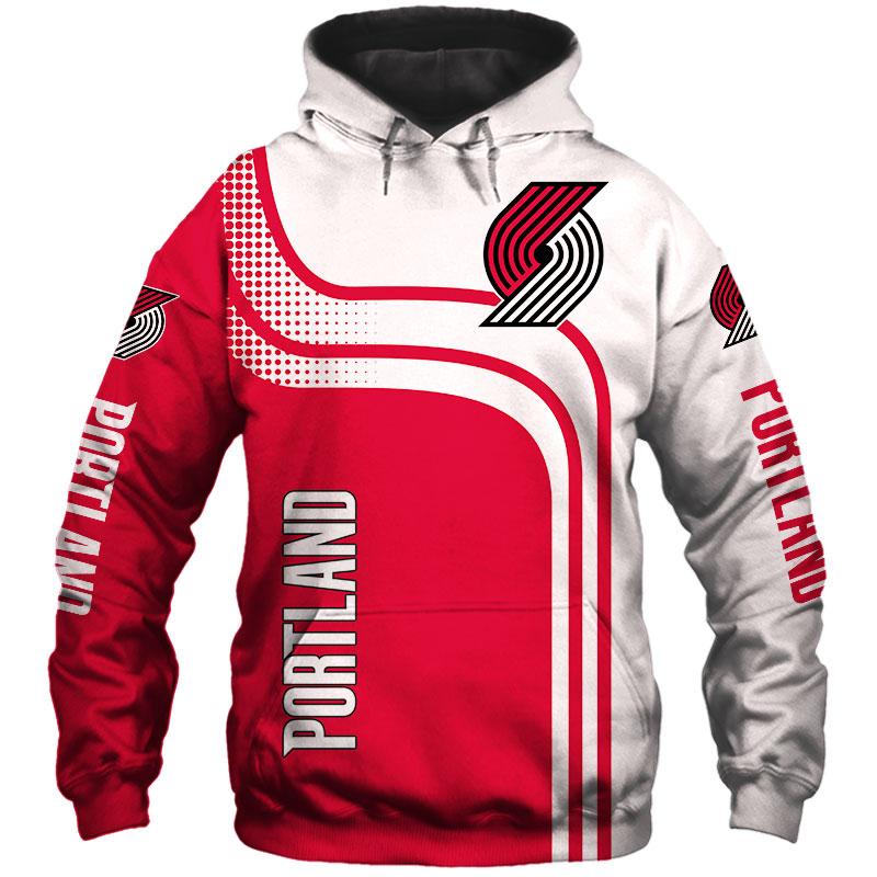 Portland Trail Blazers hoodie