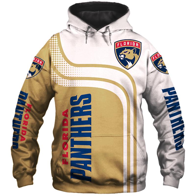 NHL Florida Panthers 3D Hoodie V2