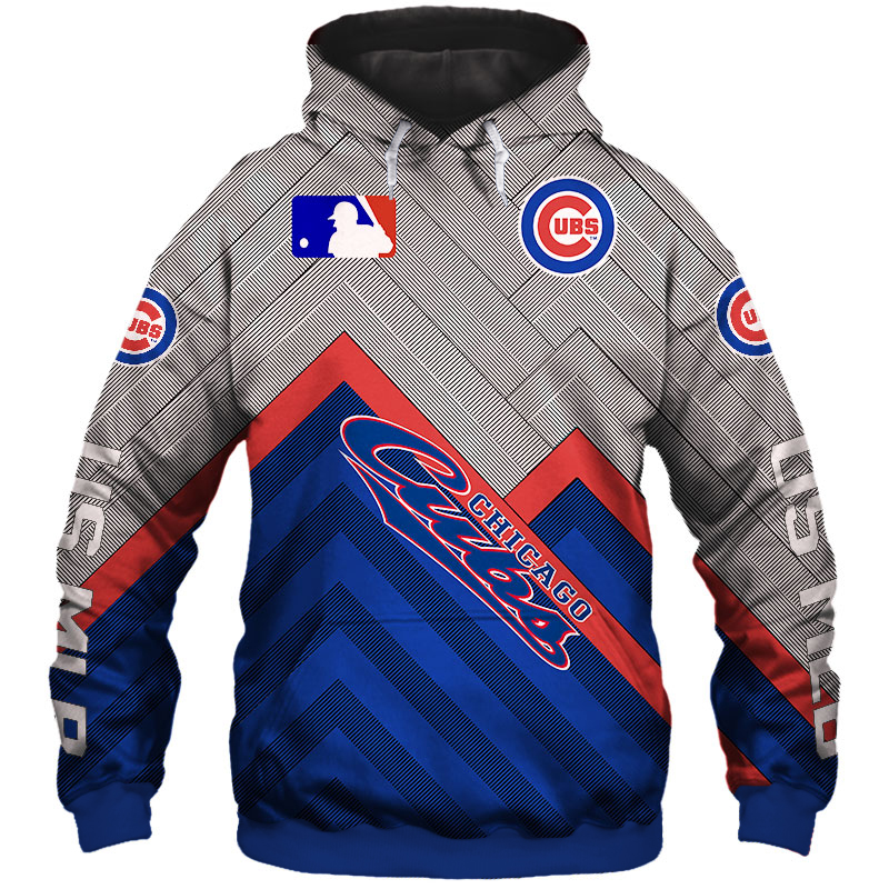 Chicago Cubs hoodie