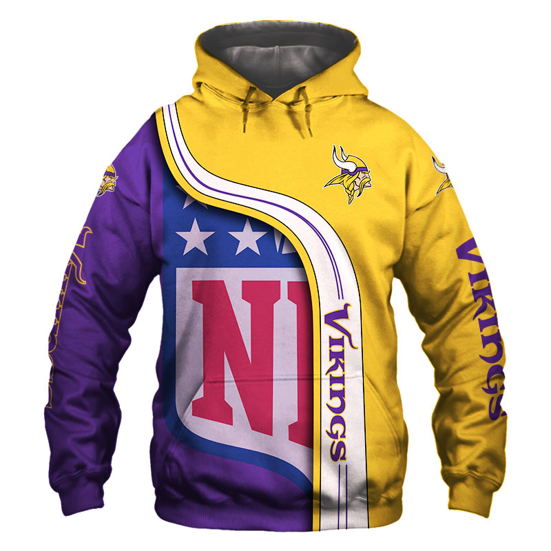 Hoodie Pullover Sweatshirt NFL for fans