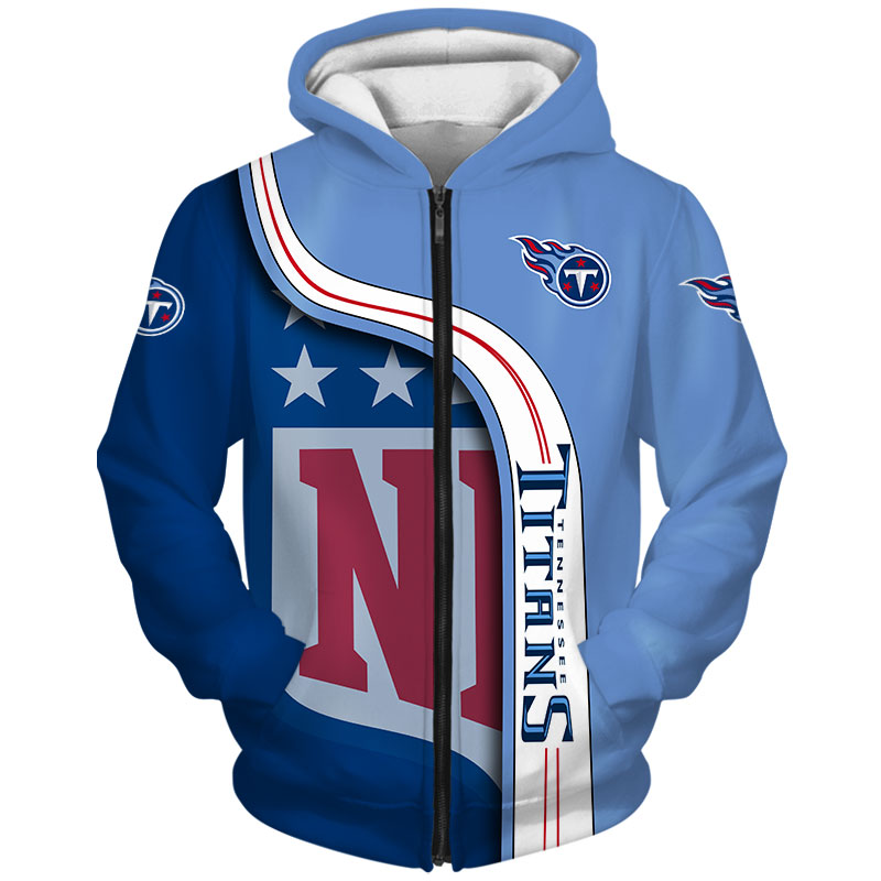 Tennessee Titans-Hoodie