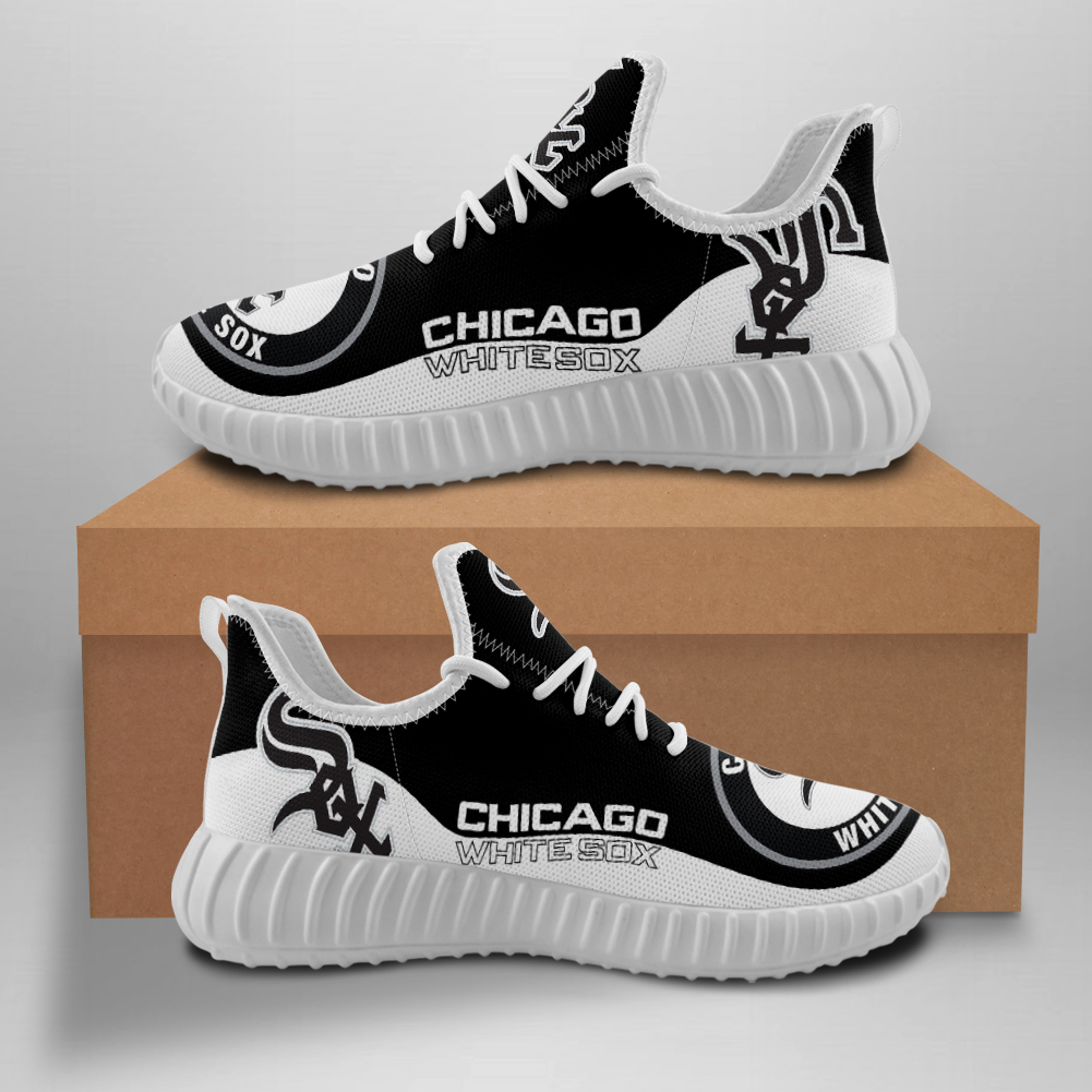 Chicago White Sox Yeezy Shoes