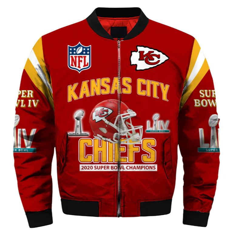 Kansas City Chiefs jacket