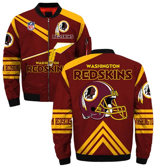 Washington Redskins bomber jacket