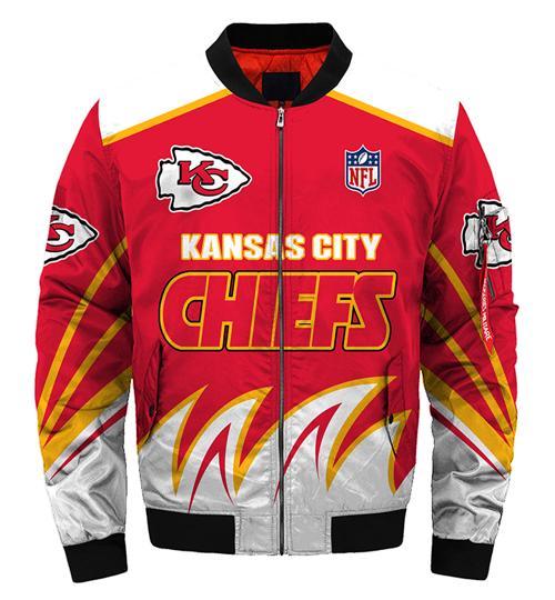 Kansas City Chiefs bomber jacket