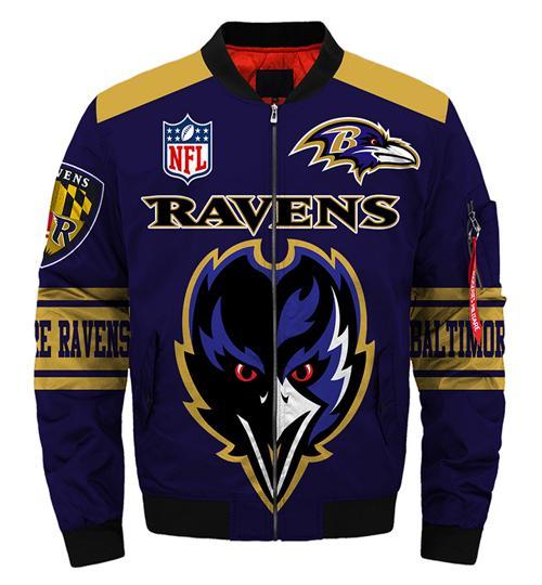 Baltimore Ravens Jacket
