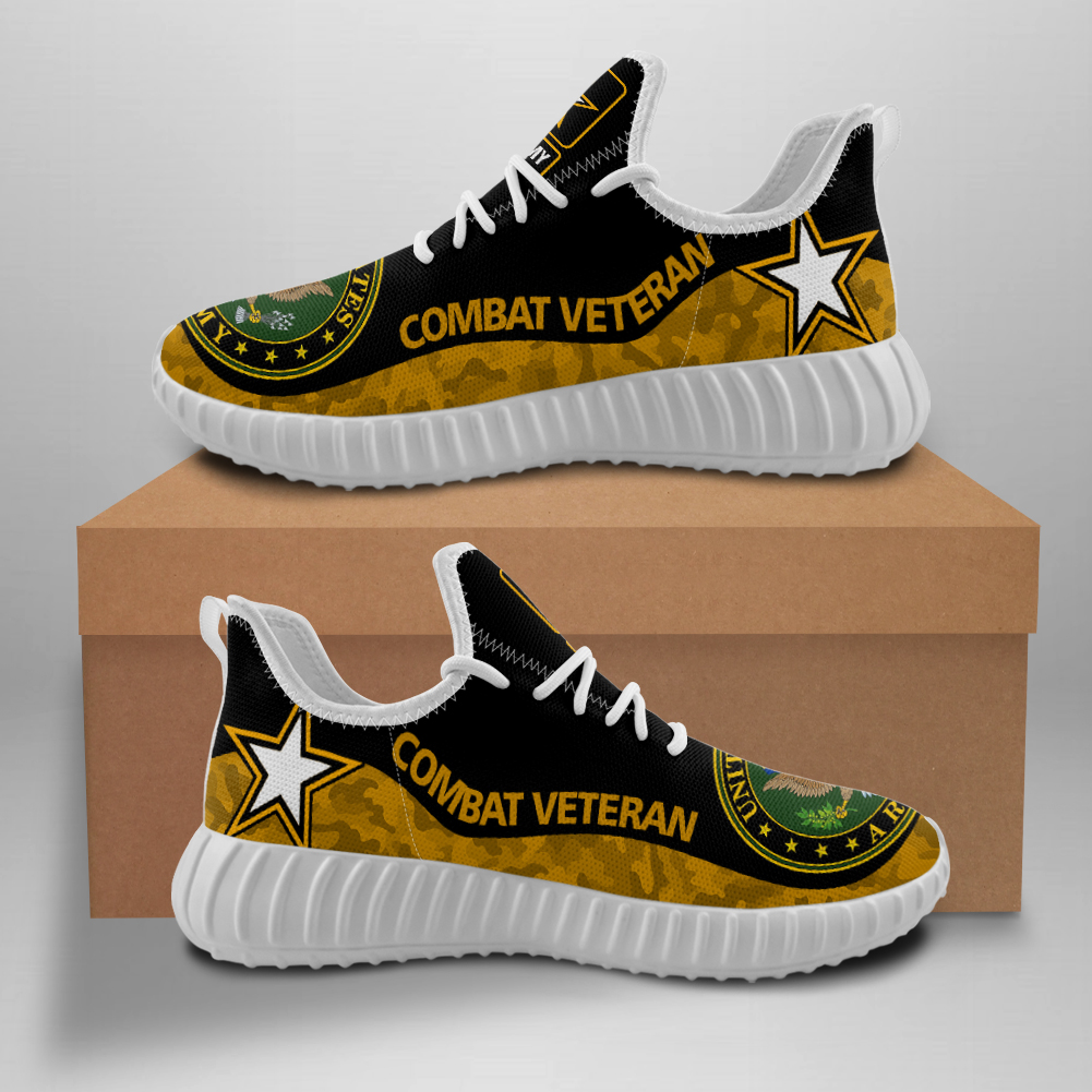 Combat Veteran running shoes