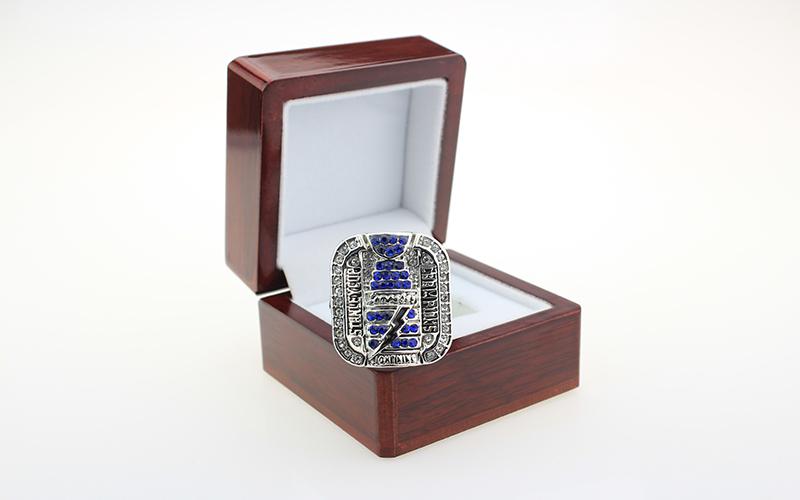 Tampa Bay Lightning Stanley Cup ring