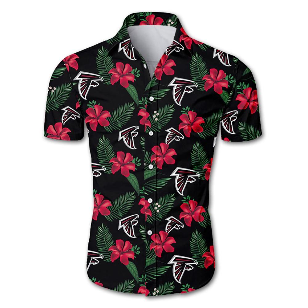 Atlanta Falcons Hawaiian Shirt