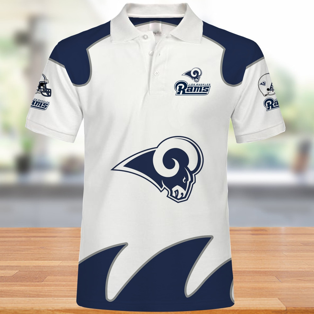 Los Angeles Rams Polo shirts