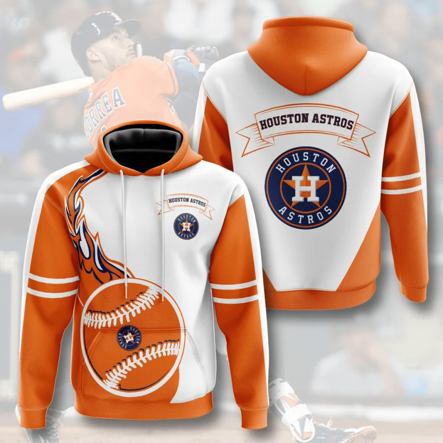 Houston Astros Hoodies