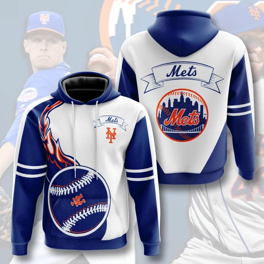 New York Mets Hoodies