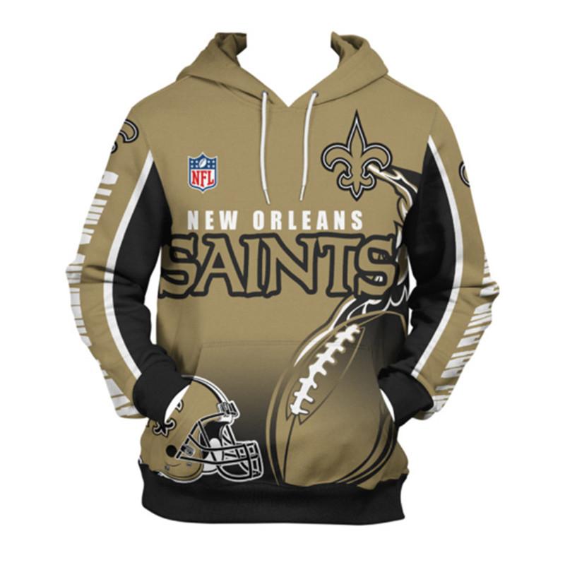 New Orleans Saints Hoodies