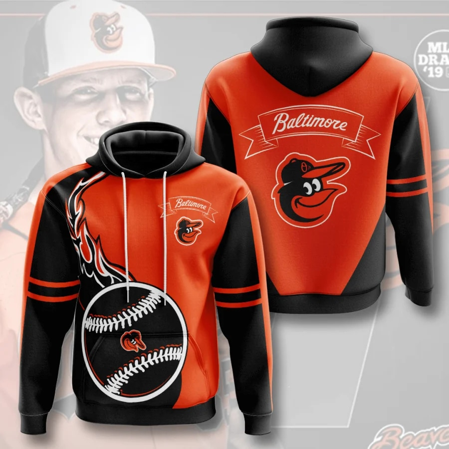 Baltimore Orioles Hoodies