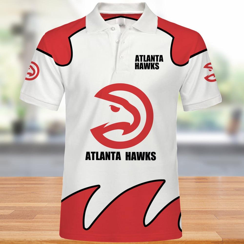 Atlanta Hawks Polo Shirts