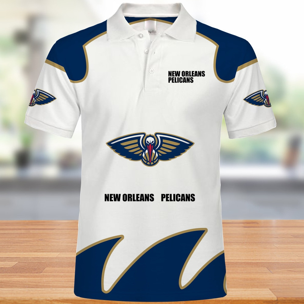 New Orleans Pelicans Polo Shirts