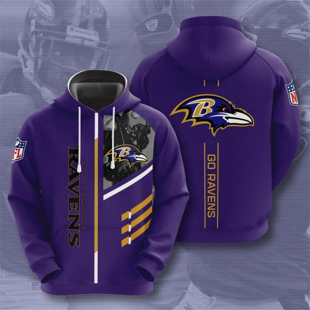 Baltimore Ravens Hoodies