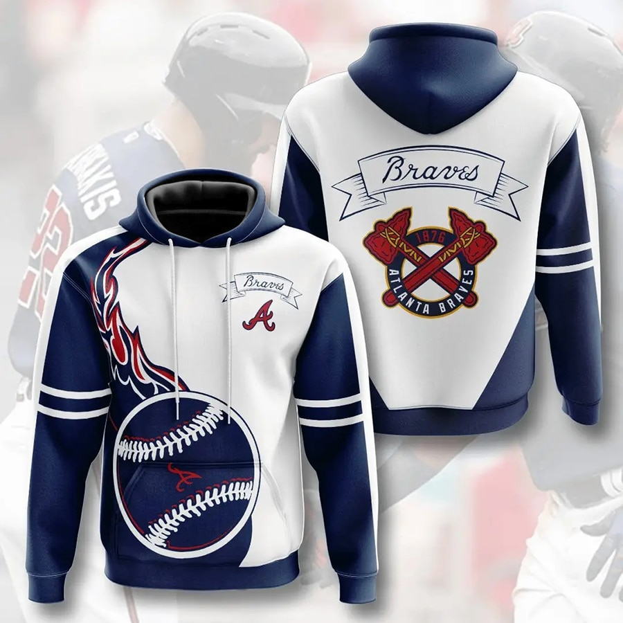 Atlanta Braves Hoodies