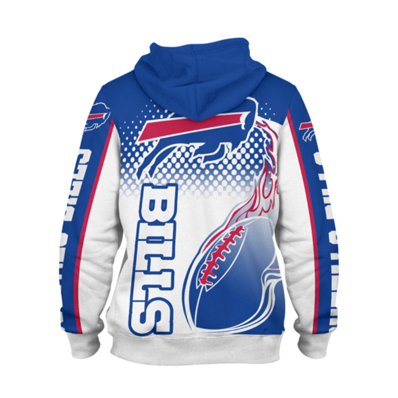 Buffalo Bills Hoodies