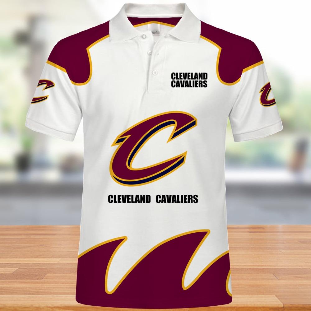 Cleveland Cavaliers Polo Shirts