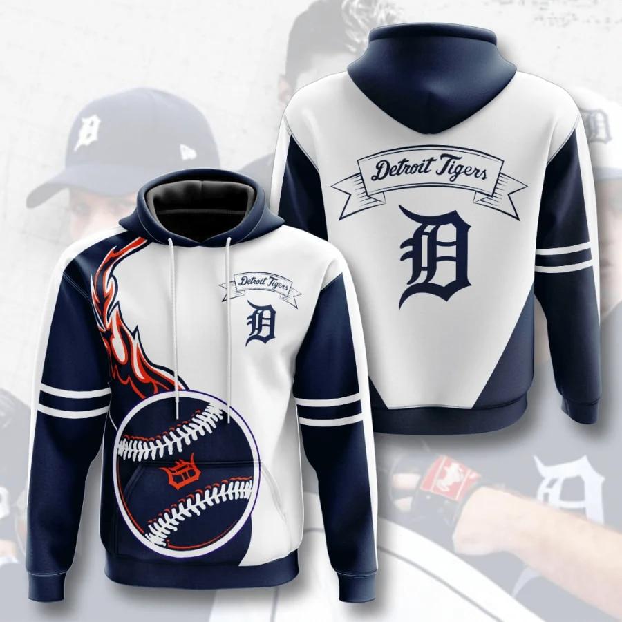 Detroit Tigers Hoodies