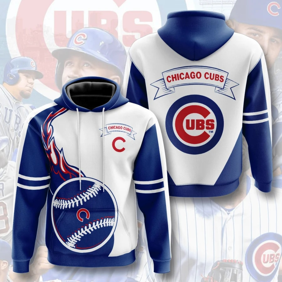 Chicago Cubs Hoodies