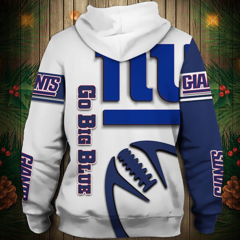 New York Giants hoodie
