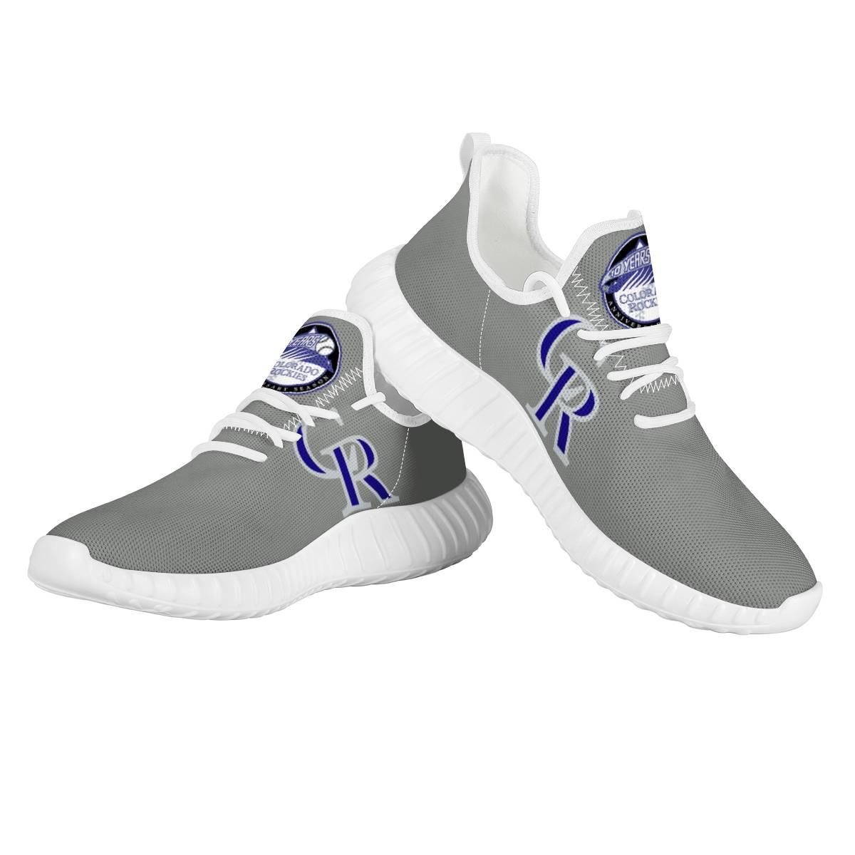 Colorado Rockies shoes