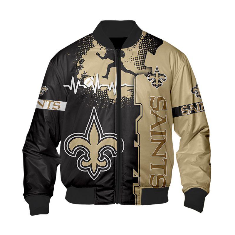 New Orleans Saints Jacket
