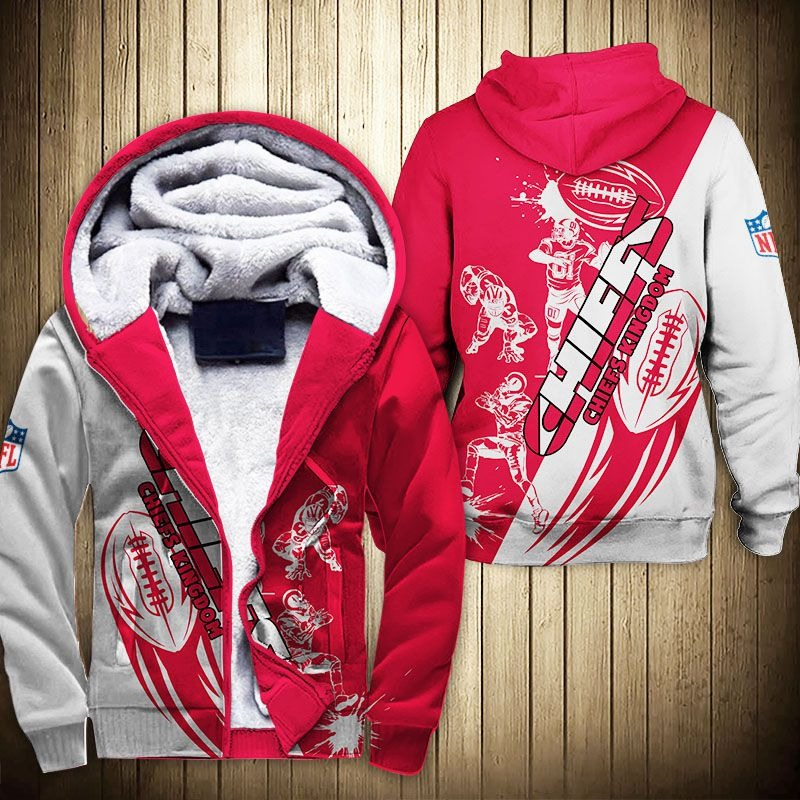 Kansas City Chiefs Fleece Jacket