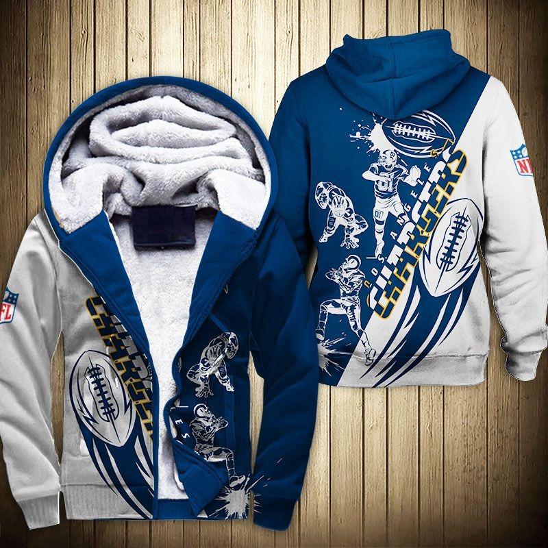 Los Angeles Chargers Fleece Jacket